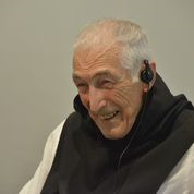 Fr. Benedict Vanier, above and right