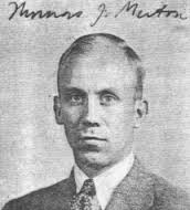 Merton's passport photo