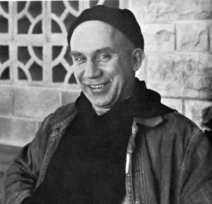 (RNS1-NOV26) Trappist monk Thomas Merton is considered one of the most influential spiritual writers of the 20th century. Merton died in 1968 while attending a monastic conference in Bangkok, Thailand. For use with RNS-MERTON-40, transmitted Nov. 26, 2008. Religion News Service photo used with permission of the Merton Legacy Trust and the Merton Center at Bellarmine University.